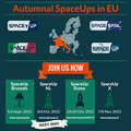 Autumnal SpaceUps 2