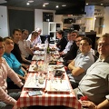 SpaceUp Federation -- Diner between organizers and guests