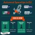Autumnal SpaceUps 1