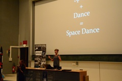 Space Dance !